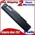 Аккумулятор для ноутбука ACER Aspire One 721 721h 753 AO721 AO721h AO753 AL10C31 AL10D56 BT.00603.113 BT.00605.064