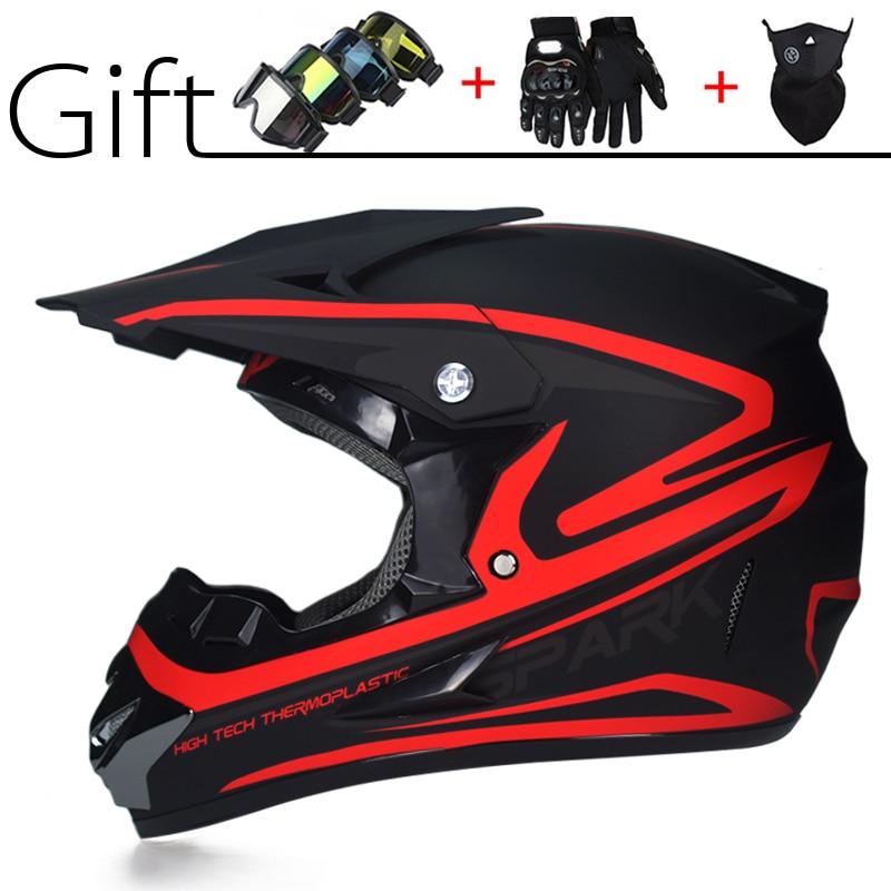 HOT Sale Motorcycle Helmet off road motorbike full face moto cross helmet MTB DH racing helmet