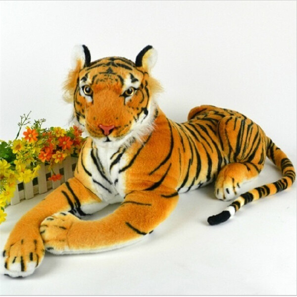 JIMITU 30cm Small cute plush tiger toys lovely stuffed doll Animal pillow Soft Stuffed Animal Plush Toy Children Kids gift