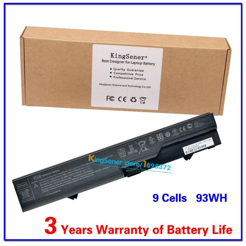 KingSener 10.8V 93WH Laptop Battery PH09 PH06 For HP ProBook 4321S 4325S 4320S 4525S 4520S 4425s 4421S 4420S HSTNN-LB1B labbra lb ph 99l