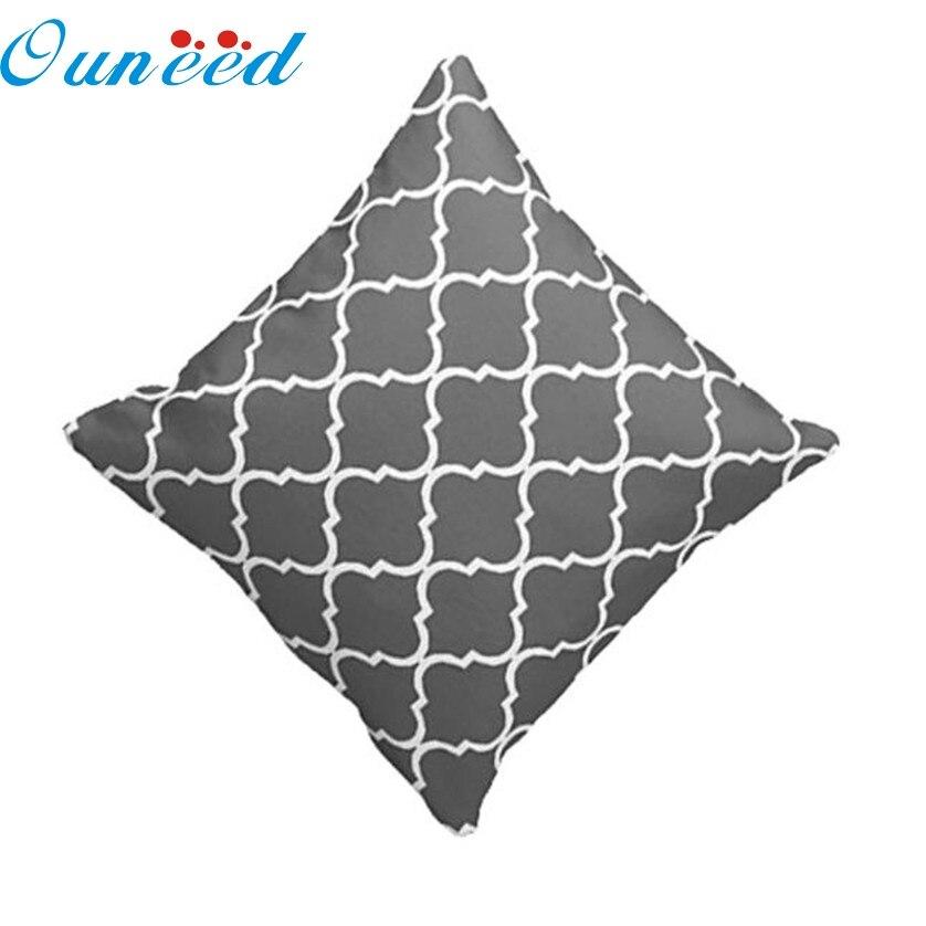 45X45 Cushion cover Geometric Pillow Case Sofa Waist Throw Cushion Cover Home Decor