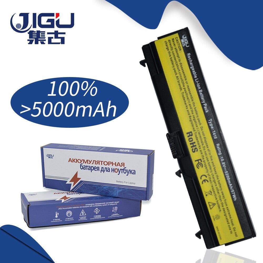 купить JIGU Battery For Lenovo ThinkPad Edge E40 E50 L410 L412 L420 L421 L510 L512 L520 SL410 SL510 T410 T420 T510 T520 W510 W520 по цене 979.07 рублей