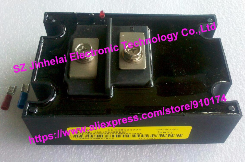 New and original SDM40400D GOLD Single phase DC solid state relay 480VDC 400A 4-15VDC OR 15-32VDC new and original sa366200d sa3 66200d gold 3 phase solid state relay 4 32vdc 90 660vac 200a