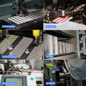 Image 3 - הטוב ביותר 100Pcs 100% מקורי Epistar SMD 5730 / 2835 שבב LED מנורת 40 55 LM נוריות דיודה אור עבור LED רצועת זרקור, הנורה מקורה