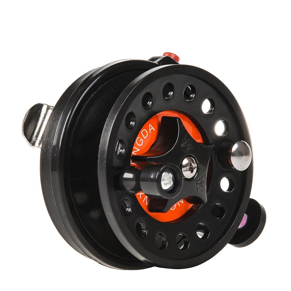 2019 Latest Front Wheel Spinning Lane Asian fishing Reel fishing Reel Metal Spare Spool Reel Feeder fishing in Fishing Reels from Sports Entertainment