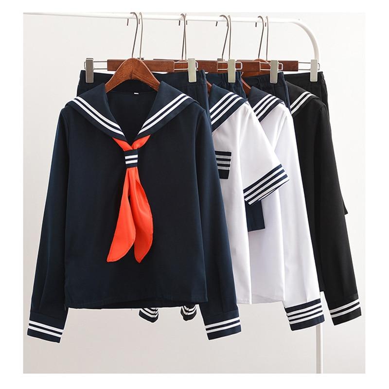 O meu Herói Academia Boku nenhum Herói Academia Himiko Toga Saias Uniformes JK Camisola Camisolas Cardigan Trajes Cosplay Moletons
