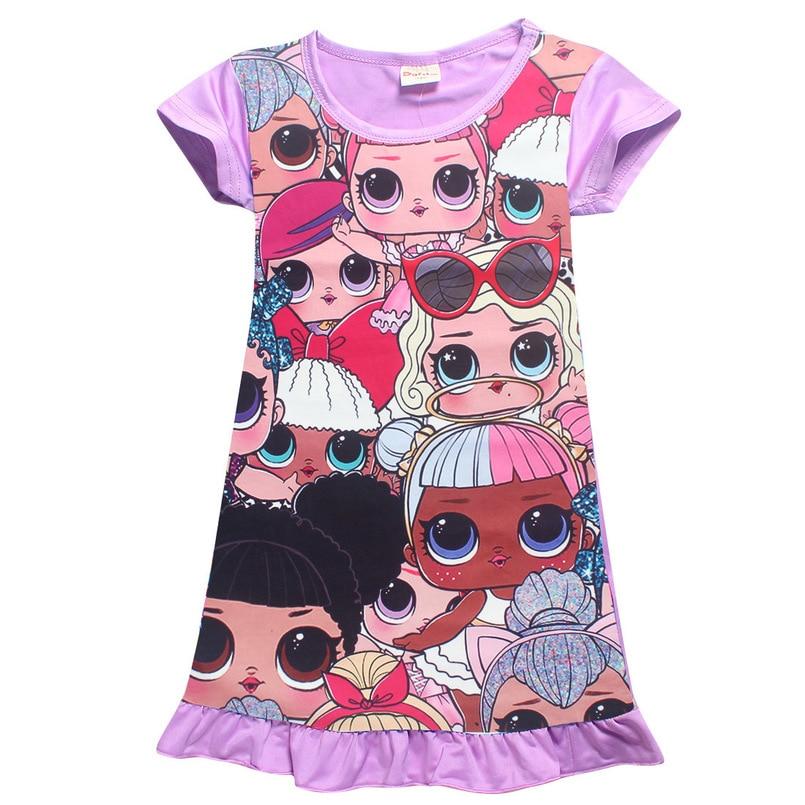 c214321c6208 Καλοκαίρι φόρεμα κορίτσι φόρεμα κορίτσι εκτύπωσης μωρό κορίτσια ...