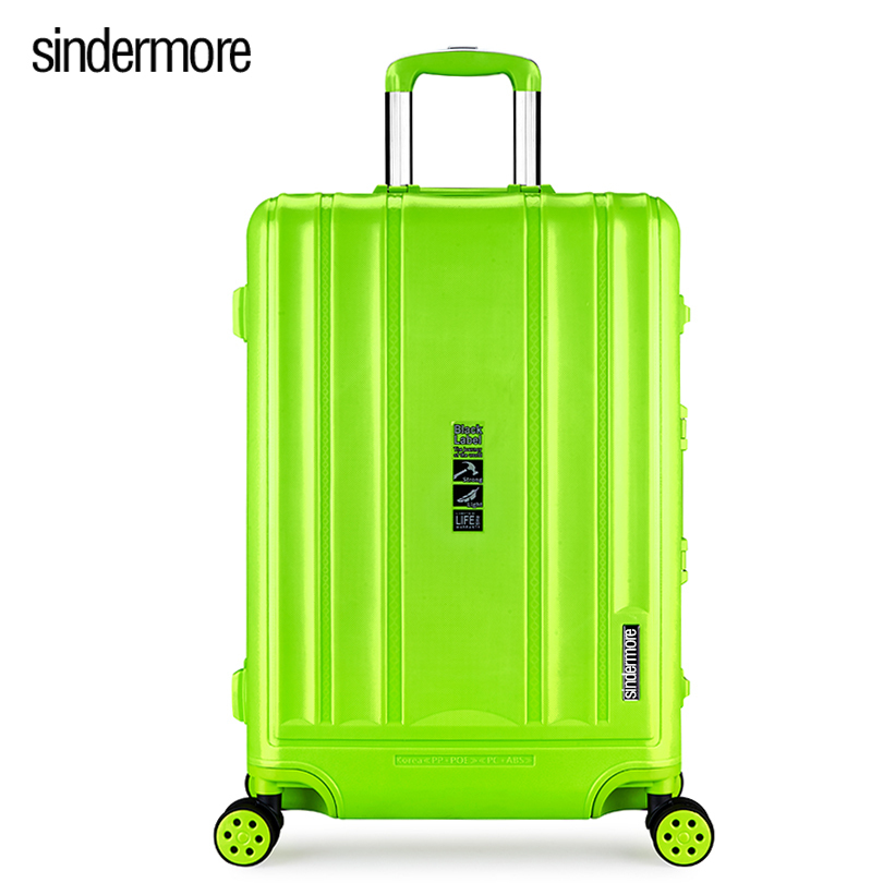 20 24 carry on hardside rolling travel luggage suitcase travel trolley suitcase with cup holder