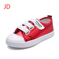 Unisex New Student Shoes Anti-Slippery Flats Leisure Shoes Children Sneakers Toddlers Boys Canvas Shoes Girl
