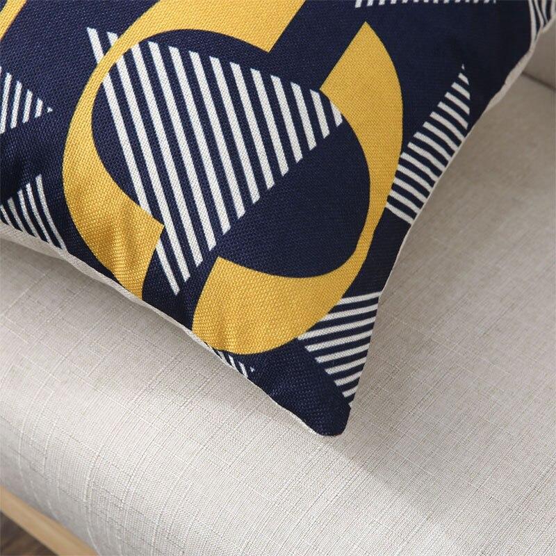 Super Hero Movie Cushion Cover Avengers Cushion Case Throw Decor Chair Seat Sofa Decoration Home Kid
