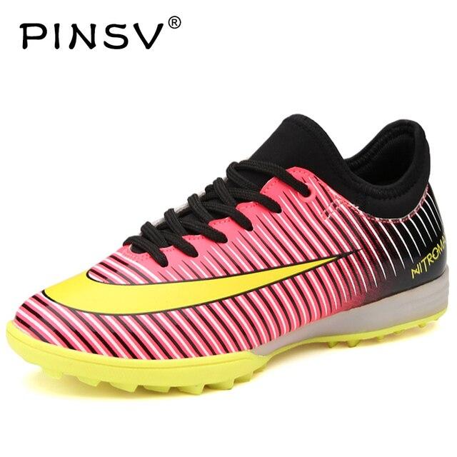 PINSV Superfly Tacos de Fútbol Botas de Fútbol Zapatos de Futbol Con  Tobilleras Original Futsal de. Sitúa el cursor encima para ... 696a7e9509cb9