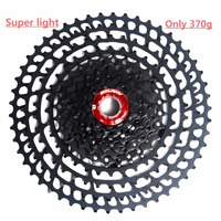 BOLANY MTB 11 Speed bike bicycle cassette Mountain Bicycle freewheel 11 50T Sprockets for Shimano Super light 370g