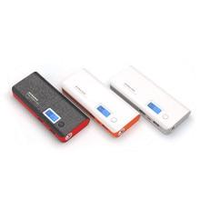 Banco do Poder Carregador de Bateria Powerbank para Iphone Pineng-968 10000 MAH Dual USB Externo Portátil Móvel Rápido LED Samsung Xiaomi