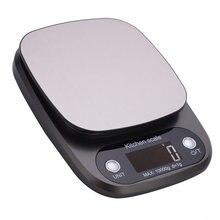 3 кг/01 г электронные бытовые кухонные весы для приготовления