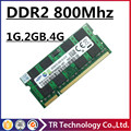Venta ddr2 800 Mhz 2 gb 1 gb 4 gb pc2-6400 laptop so-dimm, ram ddr2 800 Mhz 2 gb sdram pc2-6400 6400 notebook, dimm de memoria ram ddr2 2 gb 800