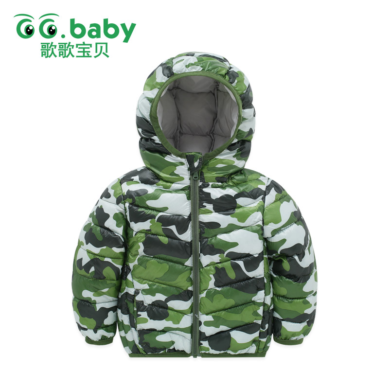 Kids Winter Jackets Girls Long Sleeve Hooded Boys Coat Down Jacket For Girl Thick Zipper Coat Snowsuit Outwear Baby Boy Clothes cartoon boys girls winter down coat kids long sleeve hooded jackets children thick warm outwear clothes parkas for girls yb234