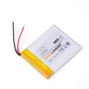 Meizu MINI Play M6 sl / TL edición dedicada batería de polímero de litio batería integrada 254343 460mAh 3,7 v batería