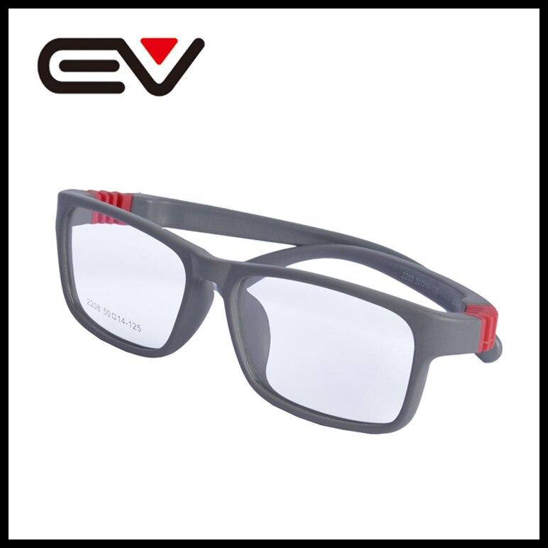 Yiwei niñas anteojos TR90 marco de los niños de 4 colores lindo ...