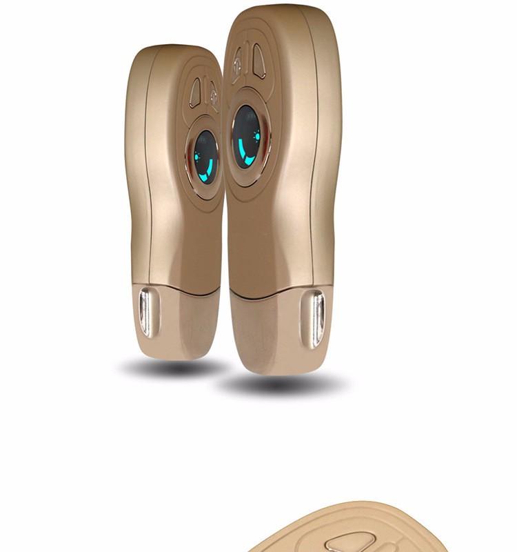 100V-240V LCD Electric Thermal Hair Removal Instrument Women\'s Epilator USB Charging3
