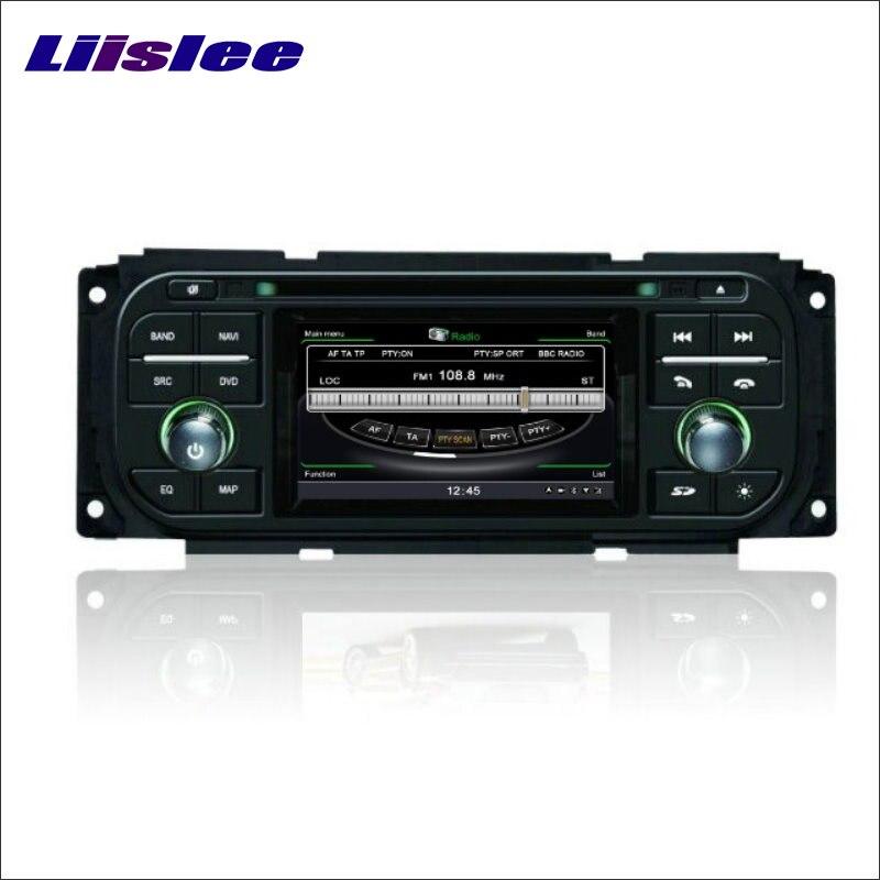 Liislee для Jeep Grand Cherokee 1999 ~ 2004 Радио CD dvd-плеер стерео ТВ Ipod HD Экран GPS nav Navi навигация Мультимедиа Системы