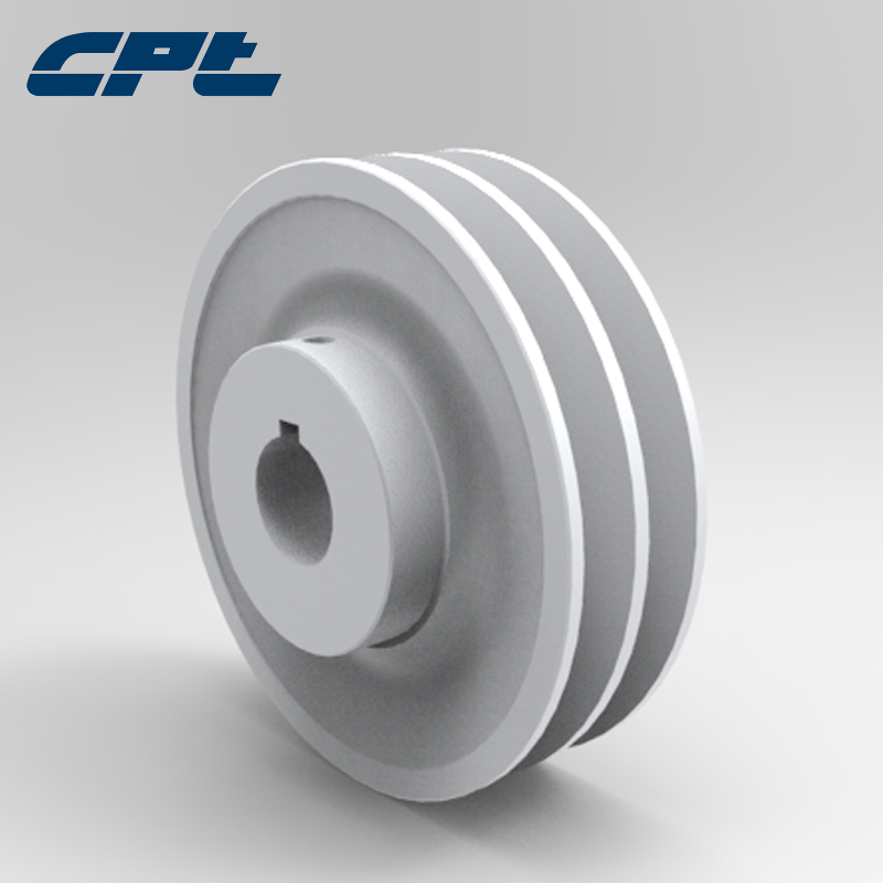 """AK22-5//8 5//8/"""" Bore 2.2/"""" OD Cast Iron 1 Groove Pulley A//4L 1//2/"""" Belts"""