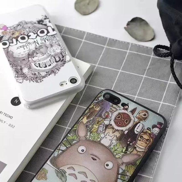 New Cute Totoro iPhone Case