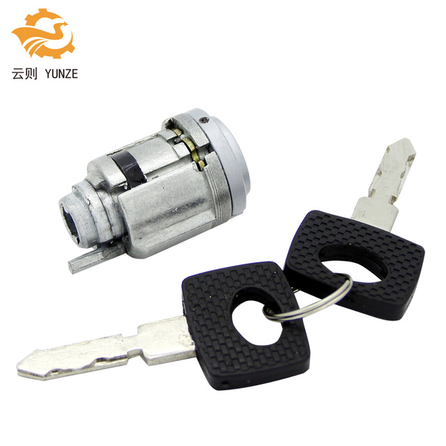 US $9 09 |FOR MERCEDES E CLASS IGNITION LOCK BARREL & KEYS W201 C124 W124  190-in Locks & Hardware from Automobiles & Motorcycles on Aliexpress com |