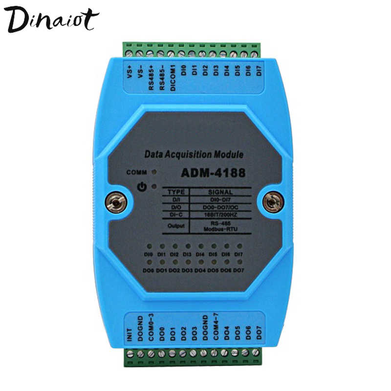 Data Acquisition Monitoring Module 4 Channel Analog Signal 0
