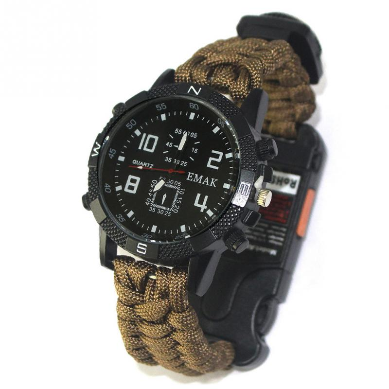 aeProduct.getSubject()  EDC Tactical multi Outside Tenting survival bracelet watch compass Rescue Rope paracord gear Instruments package HTB1pxYNFqSWBuNjSsrbxh50mVXaI