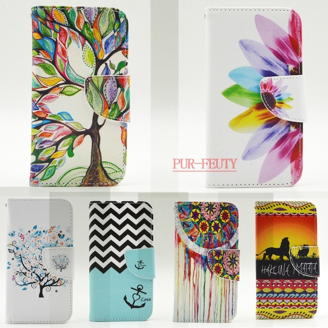 Flip Case for Samsung Galaxy Note 3 Note3 SM N900 SM-N900 N9000 SM-N9000Q N9002 SM-N9002 N9005 SM-N9005 Leather Cover Phone Case