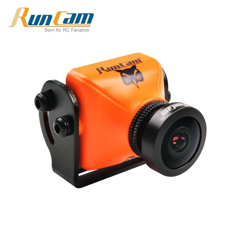все цены на In Stock Runcam OWL PLUS 2 OWL2 Camera Build in OSD 1/2 700TVL FOV 150 Degree PAL / NTSC DC5V-36V Action Camera Cam for RC Drone онлайн