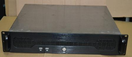 все цены на Ultra short 2U380 aluminum panel industrial control cabinet server monitoring POS machine case soft router case онлайн