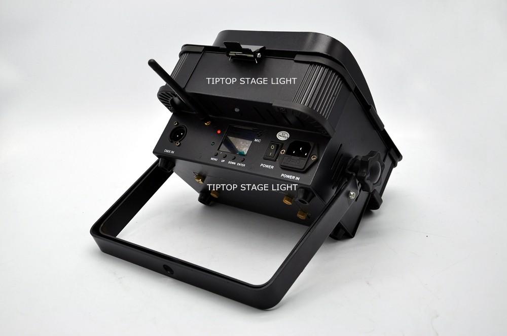 Flat Wireless Par Purple 9