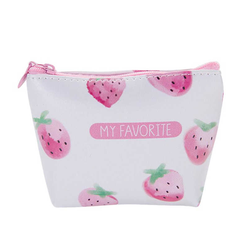 wallet Women Girls Cute Fashion Snacks Coin Purse Wallet Bag Change Pouch Key Holder O0518#30