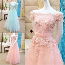 vestido de debutante para 15 anos Prom Party Gowns lace appliques beading red sky blue Cheap Hot Pink Quinceanera Dresses 2015