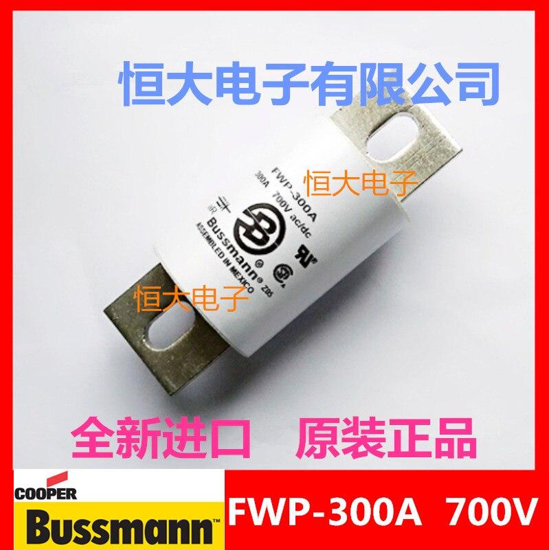 Fusible fusible rapide d'origine BUSSMANN Basman 700V300A de FWP-300A