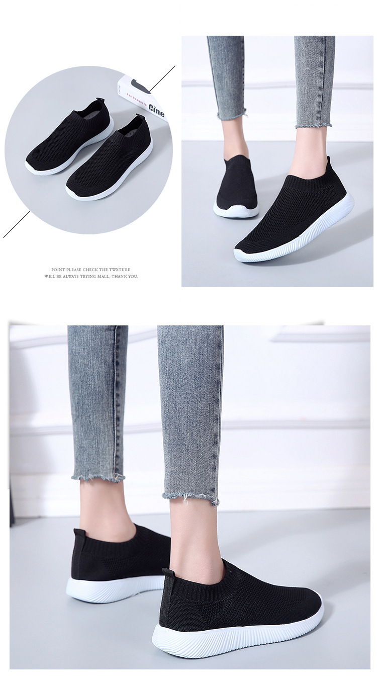 HTB1px PaIfrK1RkSnb4q6xHRFXaY - Women Sneakers Fashion Socks Shoes Casual White Sneakers Summer knitted Vulcanized Shoes Women Trainers Tenis Feminino