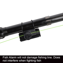 KastKing Fishing Alarm Professional Fishing Alerts Bite Alarm Audio And Visual Alerts for Fishing Rod Fish Line Tackle Tool