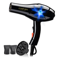 Electric Hair Dryer Professional 2100W Hairdressing Equipment Blow Dryer With Diffuser Hairdressing Equipment Hair Styling Tool