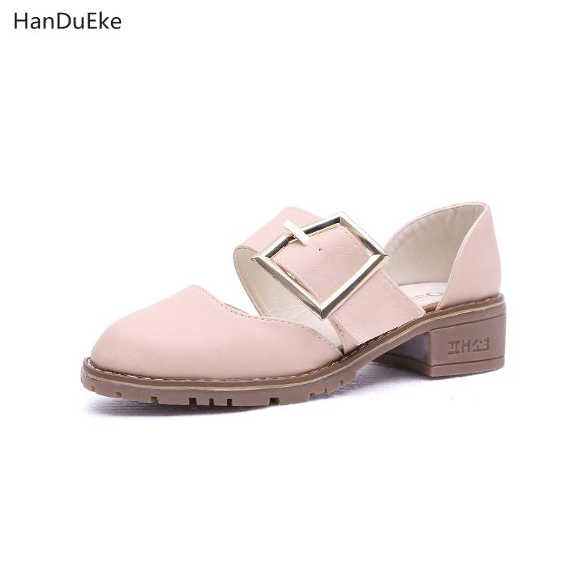Baotou Sandals Female  Summer 2018 New Womens Shoes With Small Leather Shoes, Korean Version Rome Shoe  Open Toe Shoes WomanBaotou Sandals Female  Summer 2018 New Womens Shoes With Small Leather Shoes, Korean Version Rome Shoe  Open Toe Shoes Woman