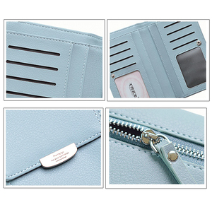 Image 4 - TOKOHANSUN Universal Casual Bag Multilayer Mobile Phone Case Wallet Card cell phone shoulder strap wallet For iPhone For Huawei
