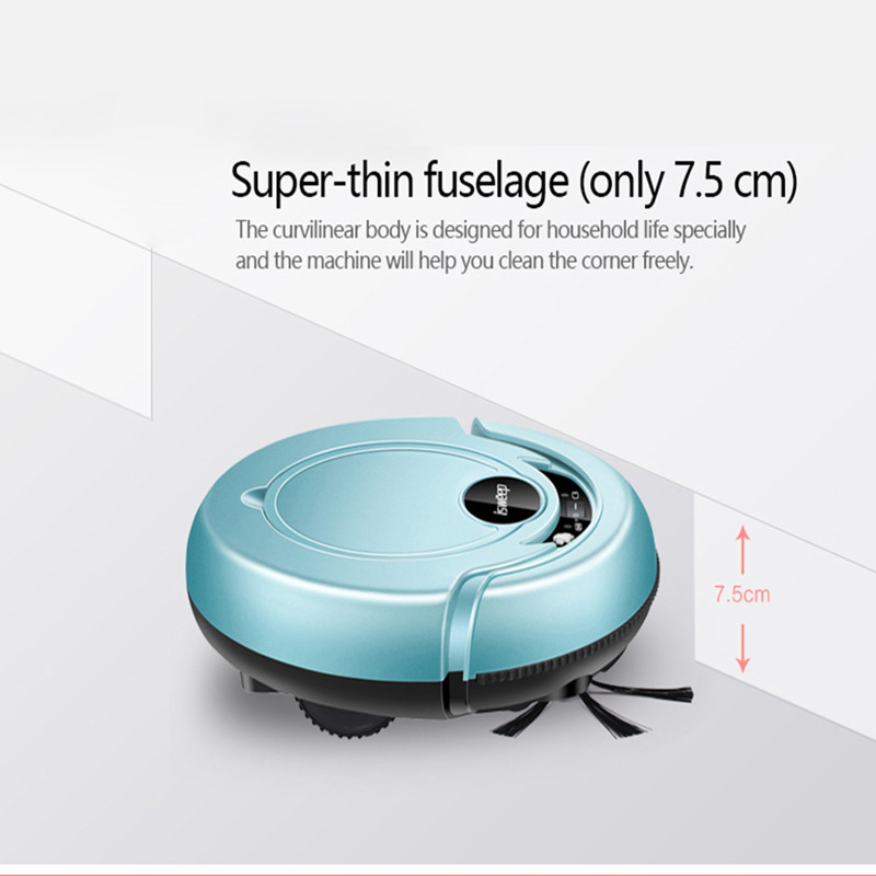 ISWEEP New Arrival S320 Smart Robot Vacuum Cleaner For Home Appliances Mopping Machine Mopping Cloth Strong Suction Random Type