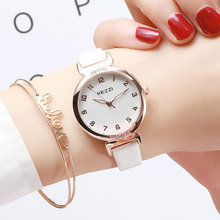 KEZZI Brand High Grade Gift Female Watch Women Fashion Casual Leather Watches Luxury Classic ladies All-match Quartz Wristwatch