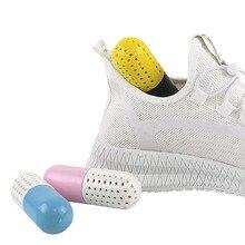 1 шт. влагопоглотитель дезодорант для обуви в форме капсулы Desiccant ящик обувь комната углерод дезодорант осушитель инструмент