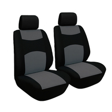 Universal Car Seat Covers Breathable Washable Front Headrest Cover