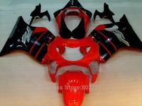 Fit for HONDA CBR 600 F4 1999 2000 99 00 ( red ) cbr600 fairing kit xl31