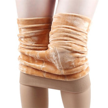 YRRETYแนวโน้มถักขายร้อน 2020 สบายๆฤดูหนาวใหม่Thickenยืดหยุ่นLadys Leggingsอบอุ่นกางเกงSkinnyกางเกงผู้หญิง