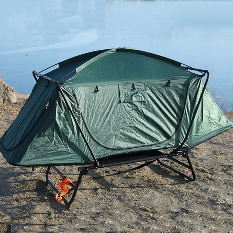Free to Build from the Round Moisture Outdoor Camping Tent Anti-mosquito Bed Camp Bed Tent аксессуары для косплея from the nou camp to the bernabeu cos