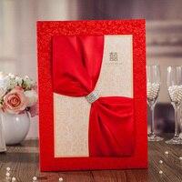 Wishmade GB003 Laser Violet Purple Classic Sets Series Wedding Suppliers Wedding Guest Book Wedding Attendance Book