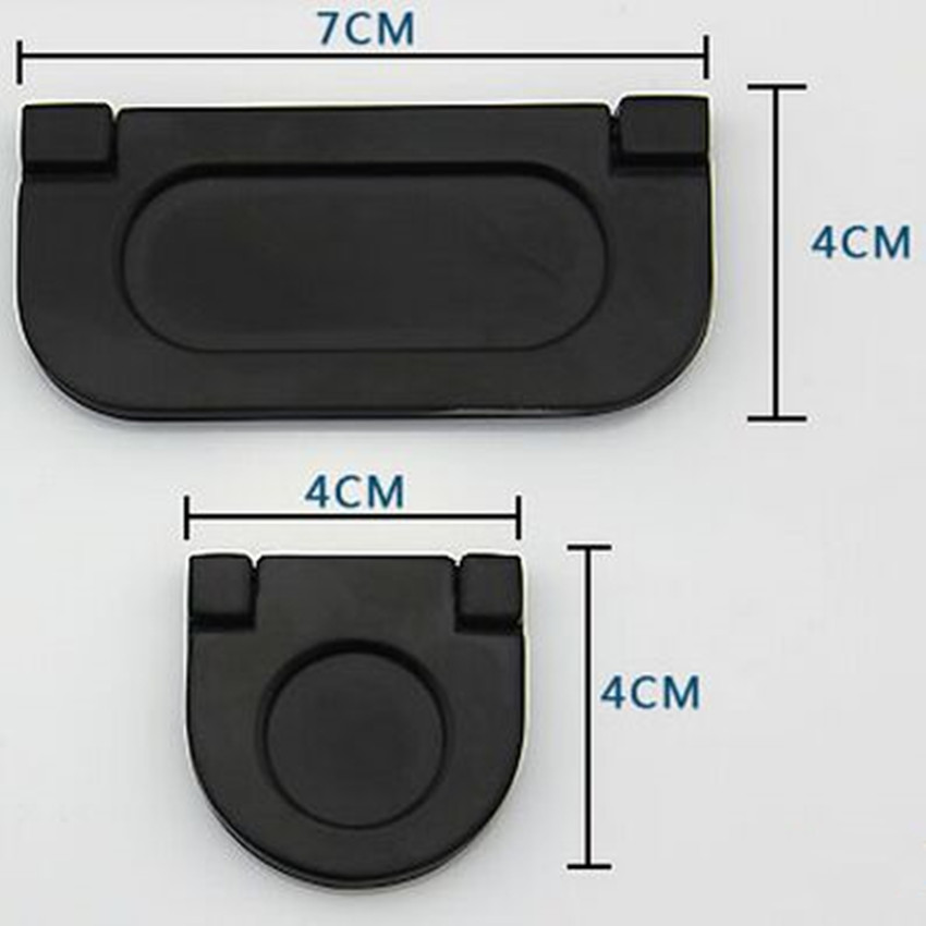 64MM modern simple unfold install black furniture handles matte black drawer cabinet pulls knob handles black plane handles 2.5 планшет digma plane 1601 3g ps1060mg black